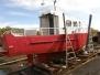 Båtpuss 2008